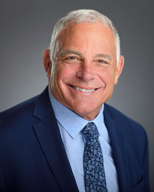 Portrait of Don Griffin